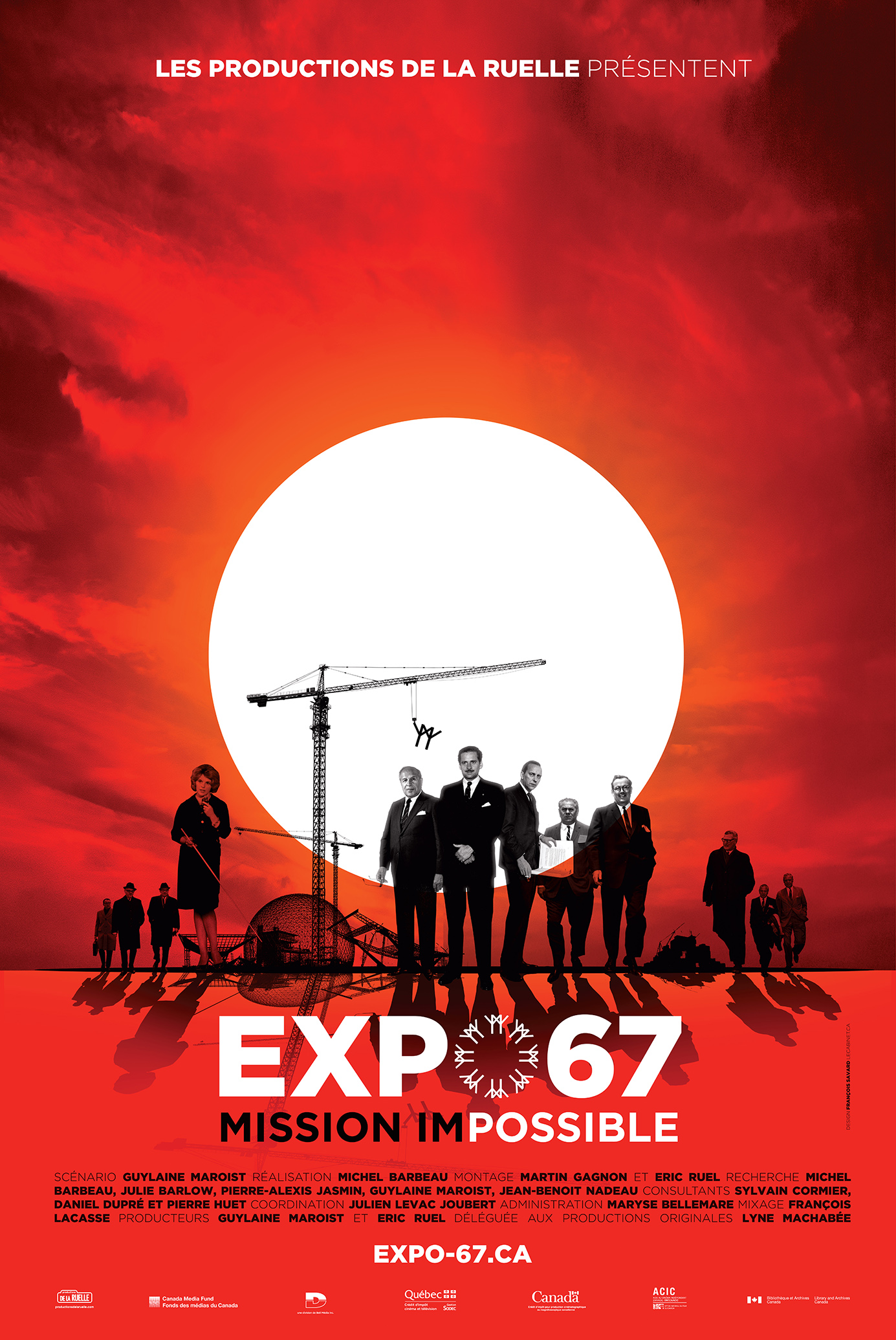Affiche Expo-67