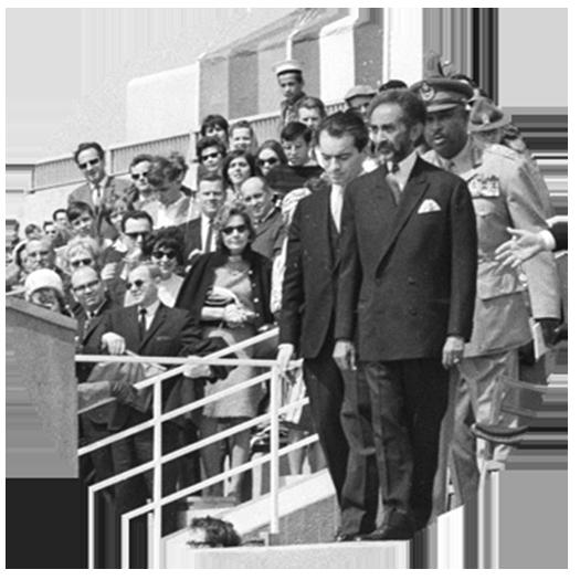 Hailé Sélassié, empereur d'Éthiopie