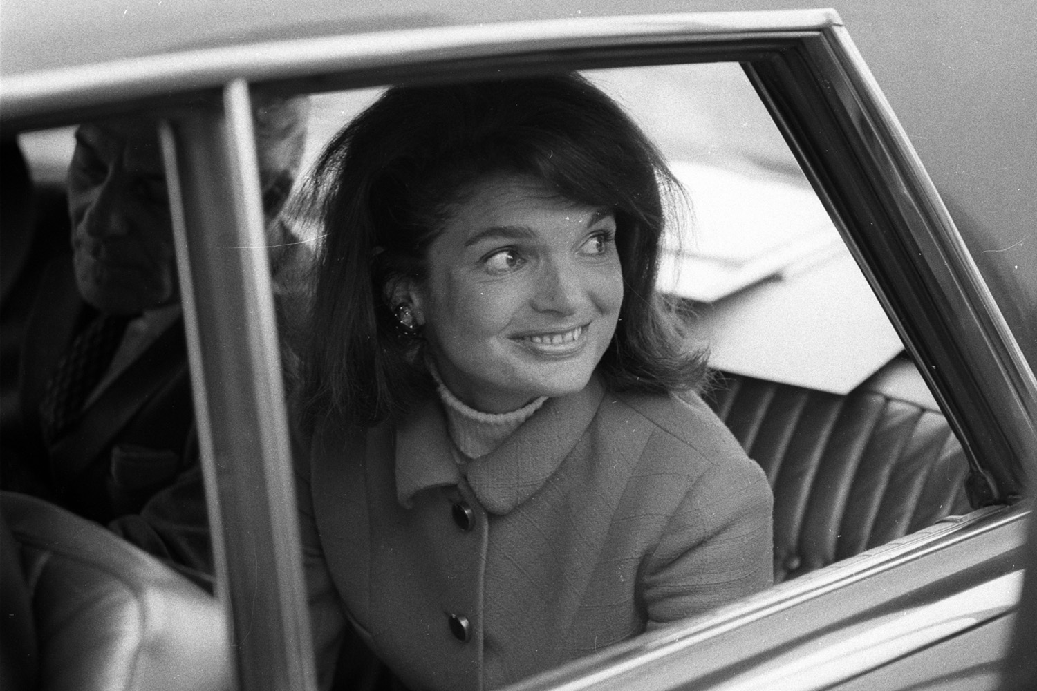 jackie kennedy too cool for protocol at expo 67 expo. Black Bedroom Furniture Sets. Home Design Ideas