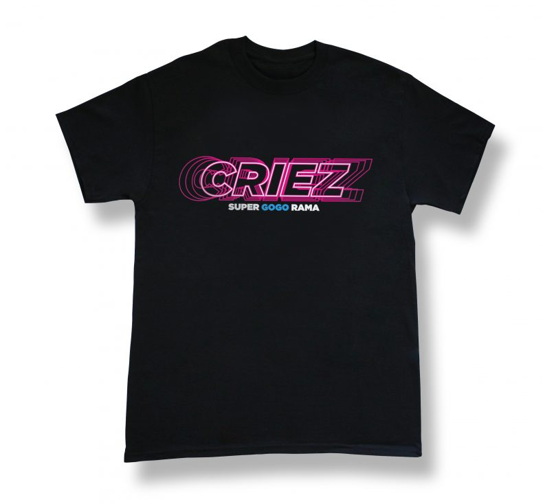 T-shirt Criez Supergogorama | Boutique Expo