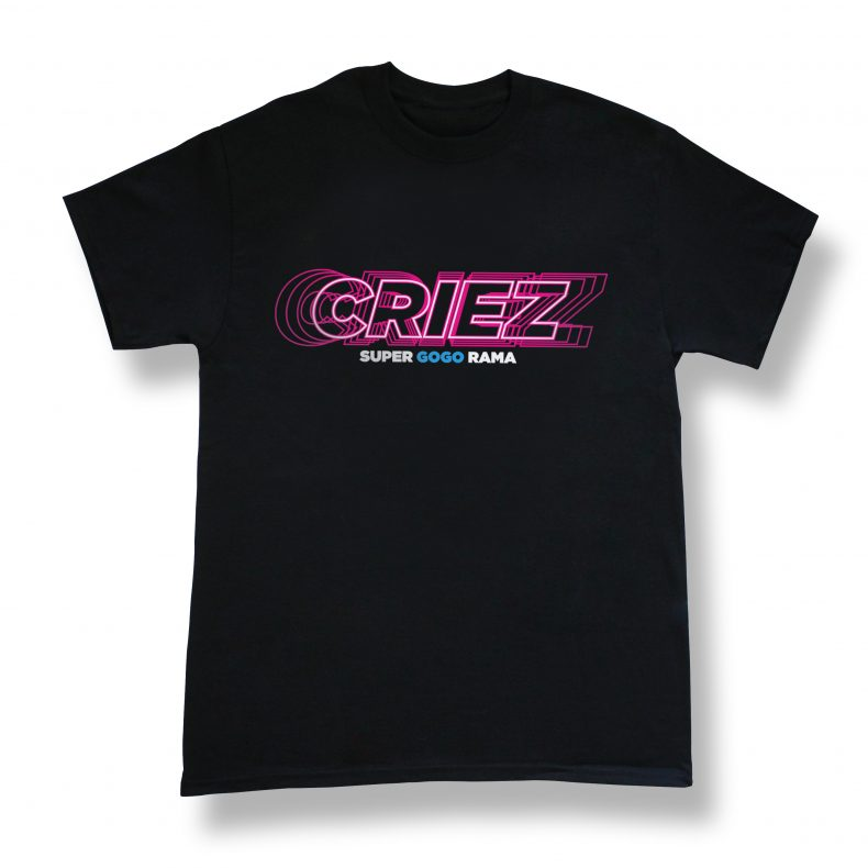T-shirt Criez Supergogorama | Boutique Expo