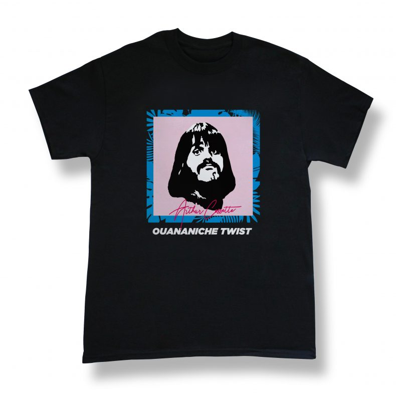 T-shirt Arthur Cossette - Boutique La Ruelle